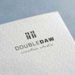 Logo design Double Daw